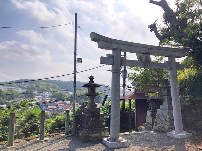 鎌倉八雲神社(山ノ内)